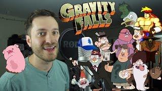 11 Gravity Falls Impressions