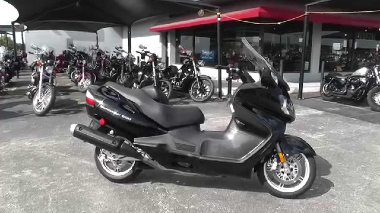 100728 2008 suzuki burgman 650 used motorcycle for. Black Bedroom Furniture Sets. Home Design Ideas