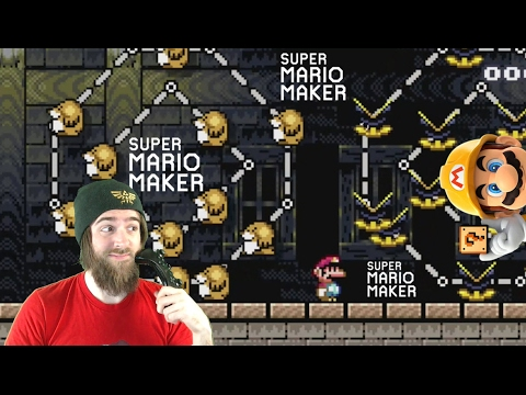It Might Be Impossible... LET'S DO IT! | Subscriber Levels [#10] - Super Mario Maker