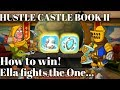 """""""Gods of the Tournament!"""" Chapter 10: Part 2. Ella uses the FORCE! ♡ Hustle Castle 1.1.0 ♡ BOOK II"""
