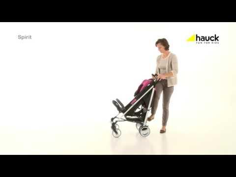 Детская коляска-трость Hauck Spirit