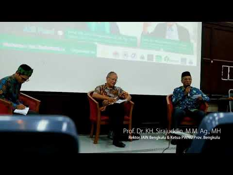 Prof.Dr. H. Sirajuddin.M.M.Ag,MH di Universiti Sains Malaysia (Full)
