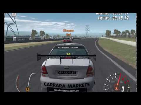 ToCA Race Driver 2/Pro Race Driver 2 (Full Season Gameplay) Part 9