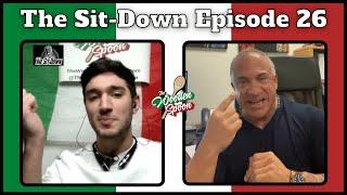 The Sit Down Episode 26: Boston Entrepreneur Christian Silvestri