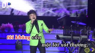 Kẻ Trắng Tay - Dương Ngọc Thái Karaoke HD