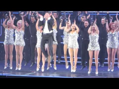 Hugh Jackman - Broadway to Oz - 'Sing, Sing, Sing'. Sydney 30th Nov 2015