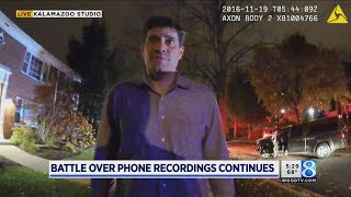 Battle over phone recordings continues