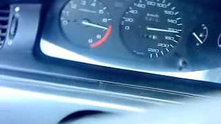 Acceleration Civic EH3 (EG) B16A1 161HP/143NM part 2.
