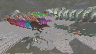 901 Meatruns Meshing Tribe GGWP - ARK Official PvP