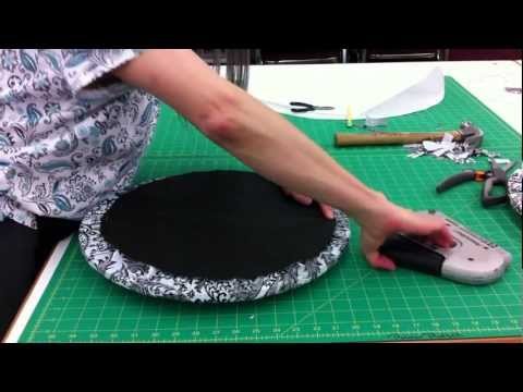 Make the Outdoor Seat Cushion