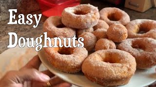 How to make Quick & Easy Doughnuts
