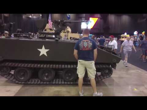 Cleveland Tank Plant Homecoming Military Show and Swap Meet - IX Center