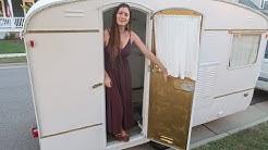 PART 4: Pearl the Vintage Camper - COMPLETE! 🎉