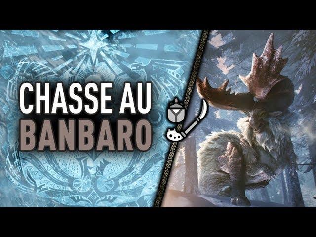 MHW Iceborne - BANBARO vs INSECTOGLAIVE - SANS HUD