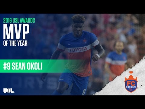 2016 USL Awards: Most Valuable Player - Sean Okoli, FC Cincinnati