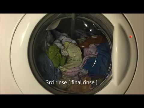 privileg sensation 75 waschmaschine youtube. Black Bedroom Furniture Sets. Home Design Ideas