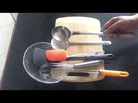 kitchen-essentials-for-beginners|-basic-kitchen-tools-&-utensils-must-have-|-manisha-pranay
