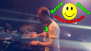 Franky Kloeck from Cherry moon, barocci and bonzai liveset at retrohouse invasion the 15th rebirth