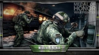 Medal Of Honor: Warfighter GamePlay + Legenda