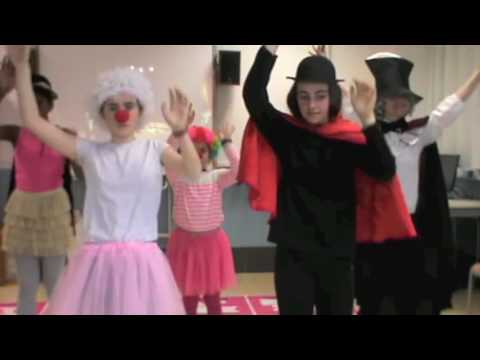 Zirkorrika koreografia 2017:04:04