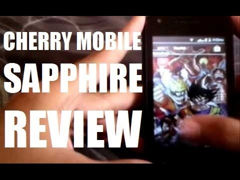 """Cherry Mobile Sapphire REVIEW: A """"Dumb"""" Smartphone under $50 (Version 1.0)"""
