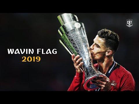 Cristiano Ronaldo 2019 ● K'NAAN - Wavin' Flag | Skills & Goals | HD