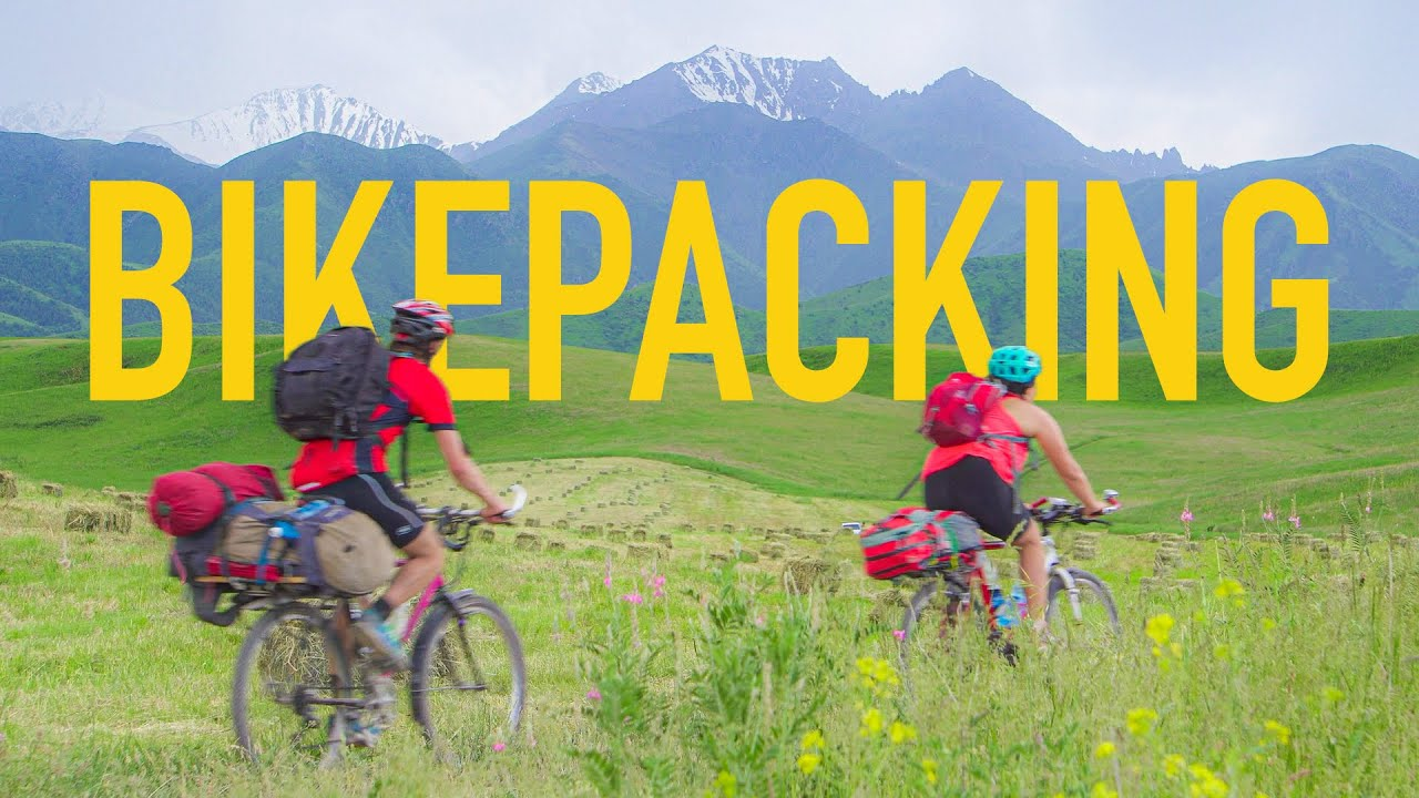 Bikepacking Kyrgyzstan [Cycling Adventure with my Girlfriend]