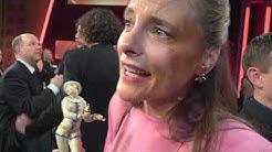 Anne Ratte-Polle die Rosa Maus die Rosa von Luxemburg verkörpern wollte über Kniefall beim Filmpreis