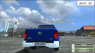 VW Amarok THW v 1.0 LS 2013 Mod + Downloadlink
