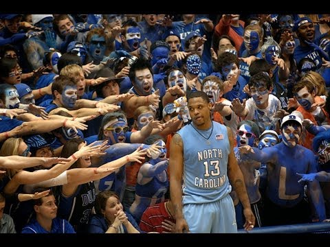 Duke/UNC Rivalry Tribute