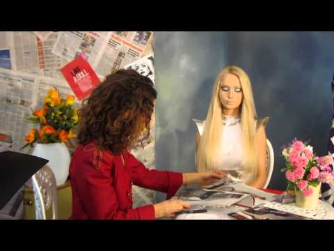 Valeria Lukyanova interview