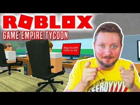 MIKKEL DU ER FYRET! - Roblox Game Empire Tycoon Dansk (Livestream)