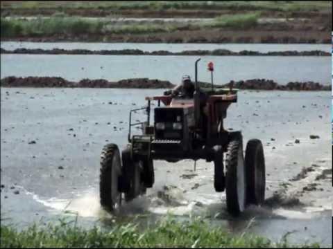 FİAT Yüksek Çatılı İlaçlama Traktörü - 1