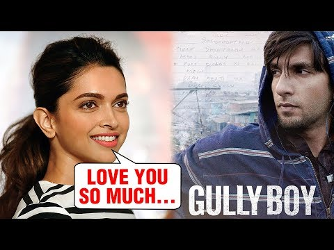 Deepika Padukone PRICELESS Reaction On Gully Boy Teaser Mp3