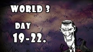 Don't Starve - World 3 with Maxwell (Day 19-22. Hunting a Koalefant and making a Puffy Vest)