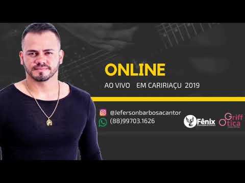Jeferson Barbosa  Cd completo ao vivo em Caririaçu