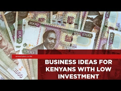 Small business Ideas for Kenyans with low investment