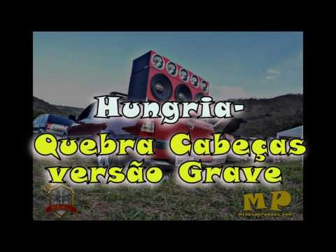 Hungria e Lucas Lucco- Quebra Cabeças (versão grave automotivo)