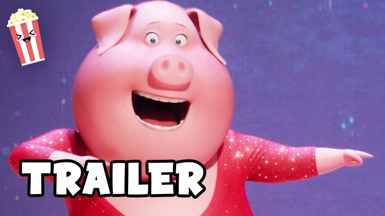 Sing Movie Trailer 5 ~ Kids' Movie Trailers at pocket.watch