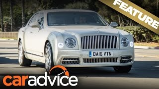 Santa Monica to Santa Barbara in the 2017 Bentley Mulsanne | CarAdvice