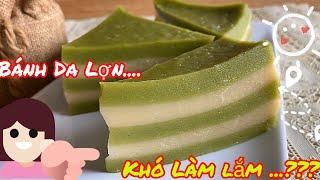 Học Làm Bánh Da Lợn ( Nhật Ký Cách Ly)