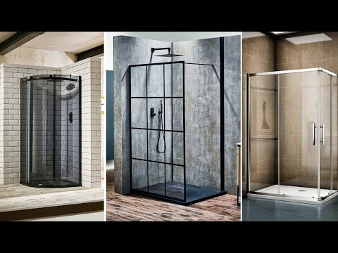 100 Bathroom shower design ideas - Best Bathroom shower box designs with complete flooring & tiling