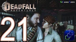 DEADFALL Adventures Walkthrough - Part 21 - FINAL Level Boss and ENDING
