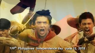 120th Philippines Independence day June 12,2018