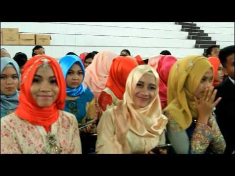 Acara Perpisahan Alumni SMA NEGERI 1 angkatan ke 57 Tanjungbalai.