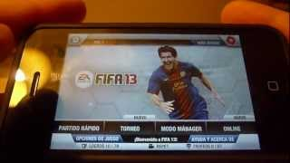 iPhone Review - FIFA 13