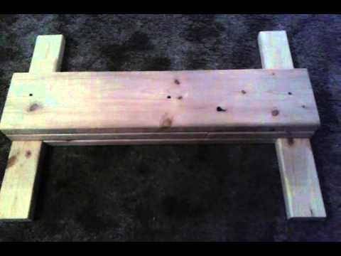 basic step exercise homemade equipment
