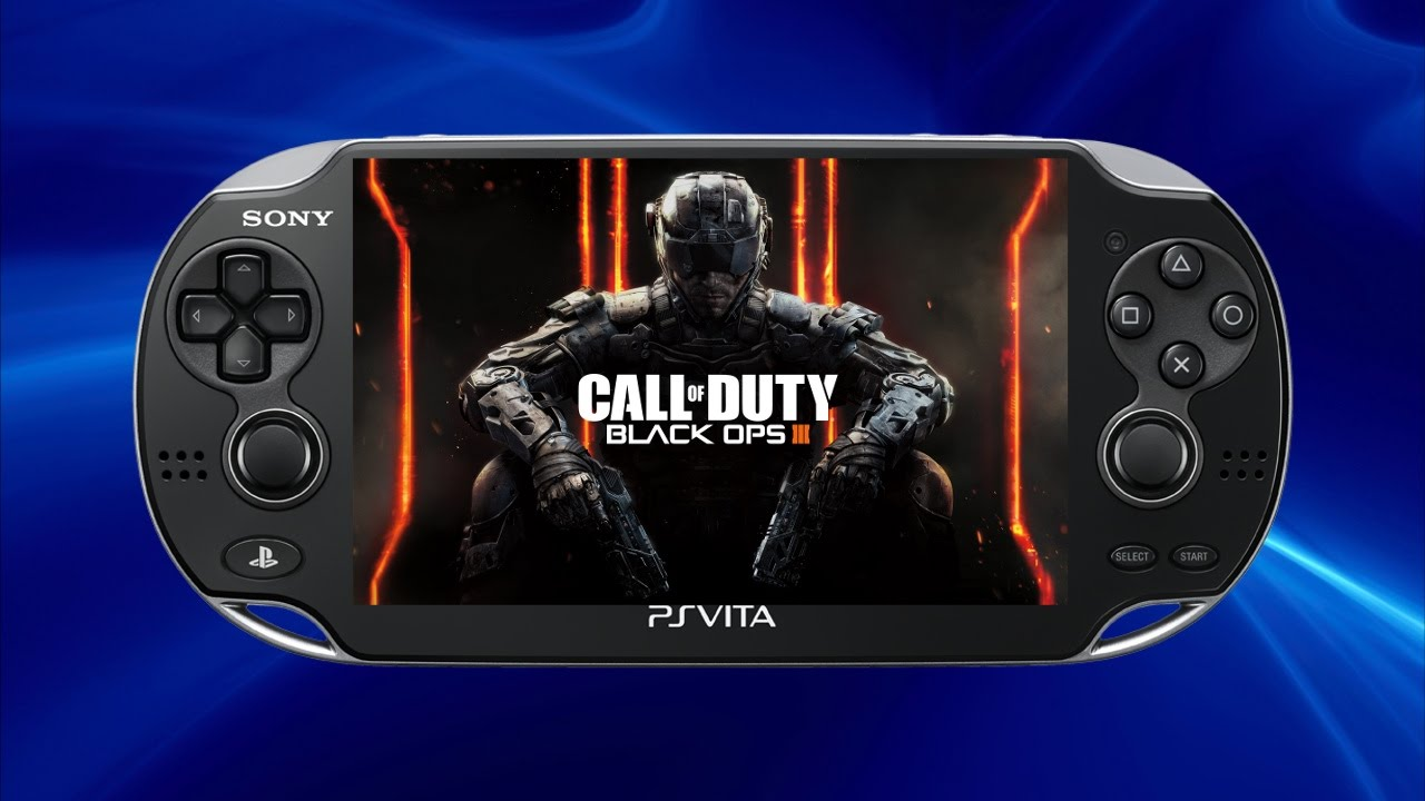 Playstation Vita Call Of Duty : Call of duty black ops on ps vita via remote play youtube