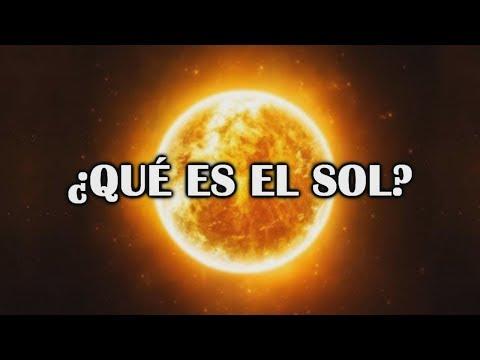 ¿Qué es el Sol y cómo funciona? ¿Es una bola de fuego?