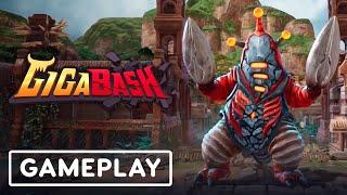 GigaBash - Multiplayer Gameplay Trailer | E3 2021